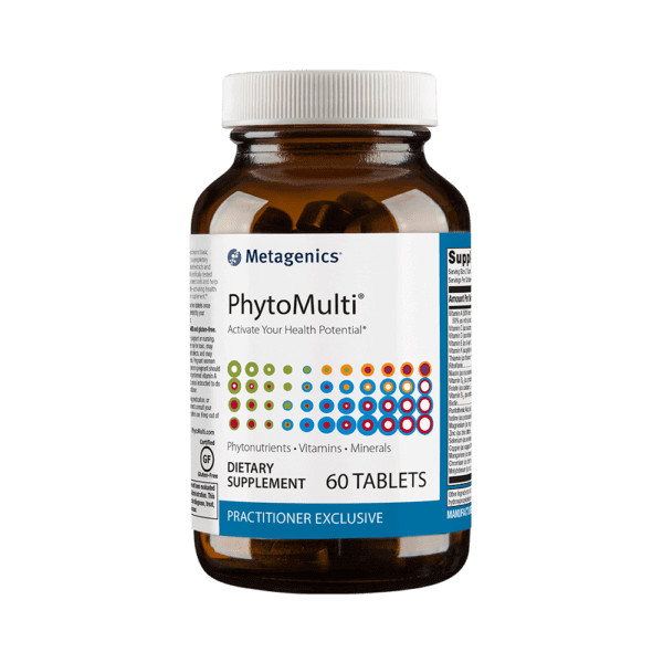 Metagenics Phytomulti without Iron 60ct